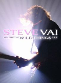 Steve Vai: Where the Wild Things Are - (Import DVD)