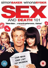 Sex and Death 101 - (Import DVD)