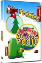 Koowee: Teddies Volume 1 (DVD)