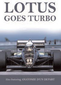 Lotus Goes Turbo - (Import DVD)