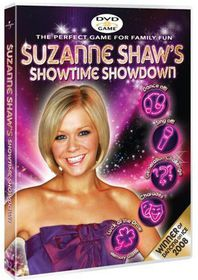 Suzanne Shaw: Showtime Showdown - (Import DVD)