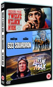 Twelve O'Clock High / 633 Squadron / The Blue Max - (Import DVD)