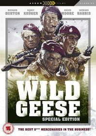 The Wild Geese - (Import DVD)