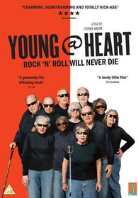 Young@heart - (Import DVD)