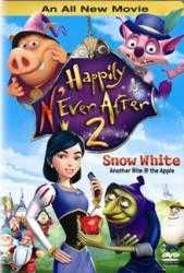Happily N'Ever After 2 : Snow White (2009) (DVD)