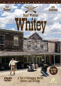 Cimarron Strip: Whitey - (Import DVD)