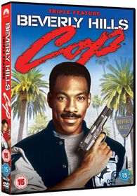 Beverly Hills Cop: Triple Feature - (Import DVD)