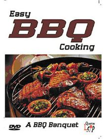 Easy BBQ Cooking - (Import DVD)
