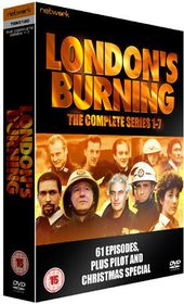 London's Burning: Series 1-7 - (Import DVD)