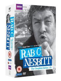 Rab C Nesbitt: The Complete Series 1-8 - (Import DVD)