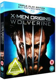 X-Men Origins - Wolverine - (Import Blu-ray Disc)