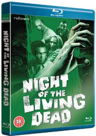 Night of the Living Dead - (Import Blu-ray Disc)