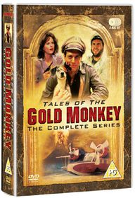 Tales of the Gold Monkey: The Complete Series - (Import DVD)
