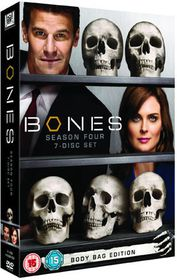 Bones: Season 4 - (Import DVD)