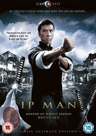 Ip Man - (Import DVD)