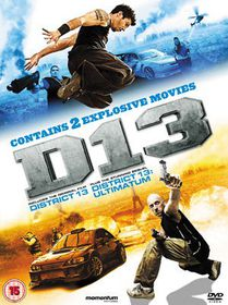 District 13 / District 13: Ultimatum - (Import DVD)