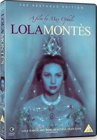 Lola Montes - (Import DVD)