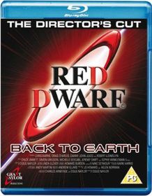 Red Dwarf: Back to Earth - (Import Blu-ray Disc)