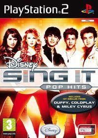 Disney Sing It! Pop Hits (PS2)