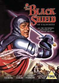 Black Shield of Falworth - (Australian Import DVD)