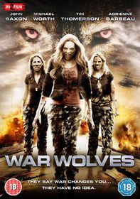 War Wolves - (Import DVD)