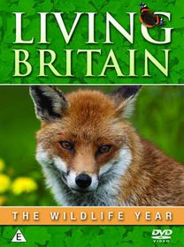 Living Britain: The Wildlife Year - (Import DVD)