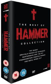 The Best of Hammer Collection - (Import DVD)