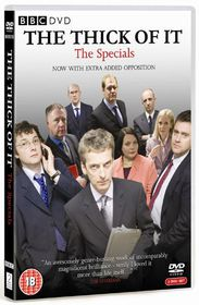 The Thick of It: Specials - (Import DVD)