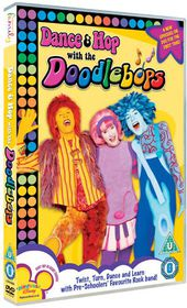 Dance and Hop With the Doodlebops - (Import DVD)