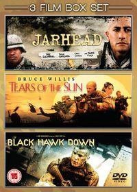 Black Hawk Down / Jarhead / Tears of the Sun (Parallel Import - DVD)