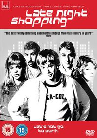 Late Night Shopping - (Import DVD)