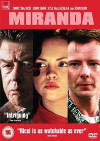 Miranda - (Import DVD)