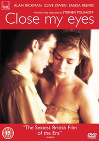 Close My Eyes - (Import DVD)