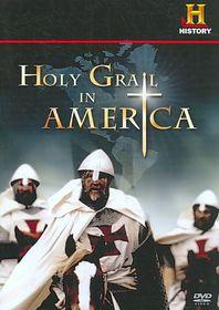 Holy Grail in America - (Region 1 Import DVD)