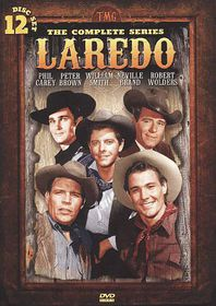 Laredo the Complete Series - (Region 1 Import DVD)