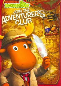Backyardigans:Join the Adventures Clu - (Region 1 Import DVD)