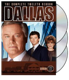 Dallas:Complete Twelfth Season - (Region 1 Import DVD)