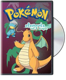 Pokemon Elements V8:Dragon - (Region 1 Import DVD)