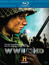 WWII in HD - (Region A Import Blu-ray Disc)