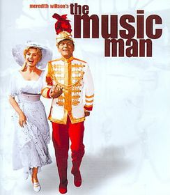 Music Man - (Region A Import Blu-ray Disc)
