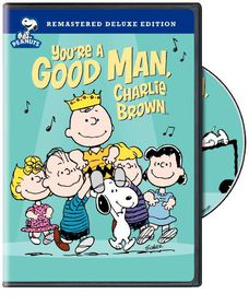 You're a Good Man Charlie Brown:De - (Region A Import Blu-ray Disc)
