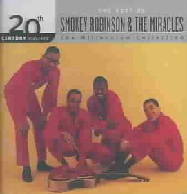 Smokey Robinson - Millennium Collection - Best Of Smokey Robinson & The Miracles (CD)