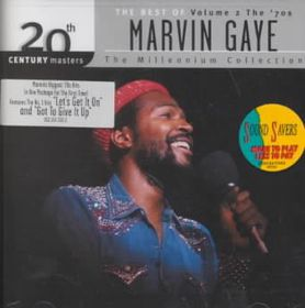 Marvin Gaye - Millennium Collection Vol.2 - The 70's (CD)
