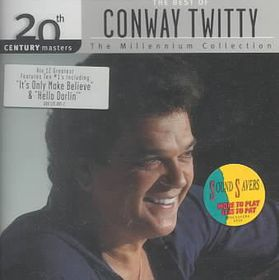Conway Twitty - Millennium Collection - Best Of Conway Twitty (CD)