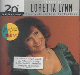 Loretta Lynn - Millennium Collection - Best Of Loretta Lynn (CD)