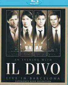 An evening with il divo live in barcelona australian - An evening with il divo ...