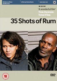 35 Shots of Rum - (Import DVD)