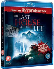 The Last House On the Left (Extended Version) - (Import Blu-ray Disc)