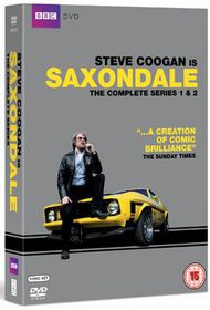 Saxondale: Series 1 and 2 - (Import DVD)