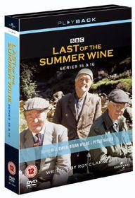Last of the Summer Wine - Series 15-16 - Complete - (Australian Import DVD)